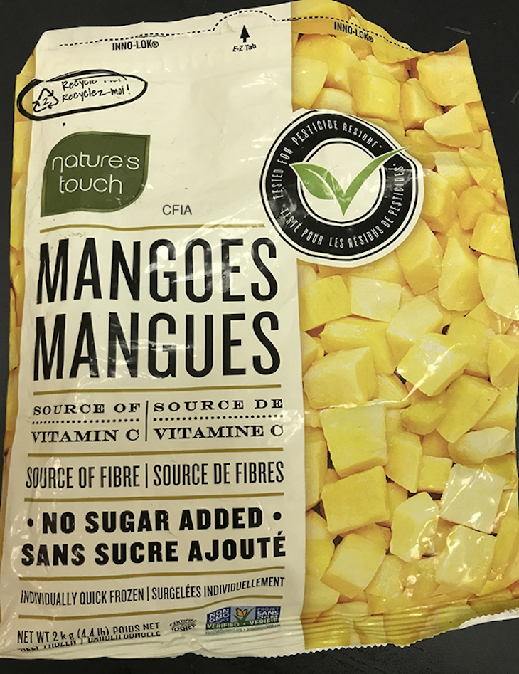 Frozen Mangoes Associated With Hepatitis A Outbreak Recalled