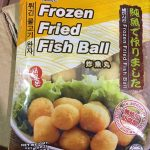 Frozen Fish Ball & Tofu Recall