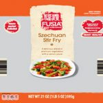Fusia Szechuan Stir Fry Recalled for Listeria
