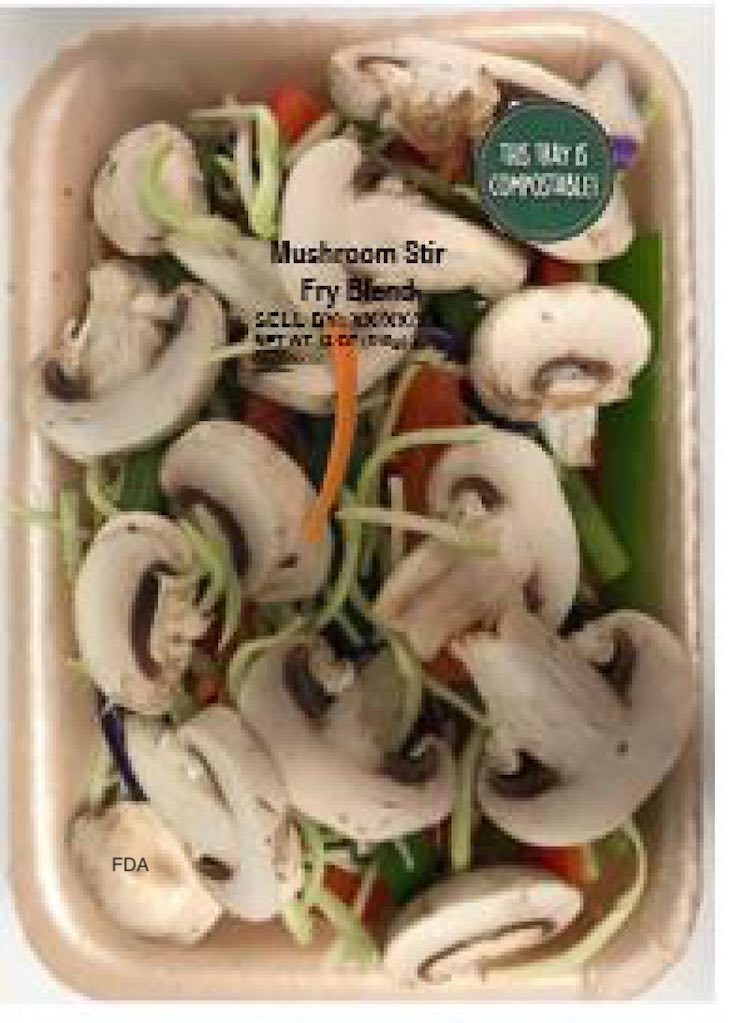 GHNW Stir Fry Blends Recalled For Possible Listeria Contamination