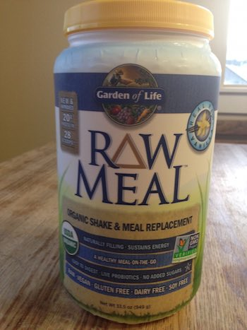 Garden of Life Raw Meal Salmonella Outbreak