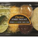 Giant Eagle Chicken Street Taco Kits Recalled For Undeclared Egg