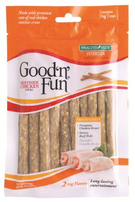 Good n Fun Pet Treat Salmonella Recall