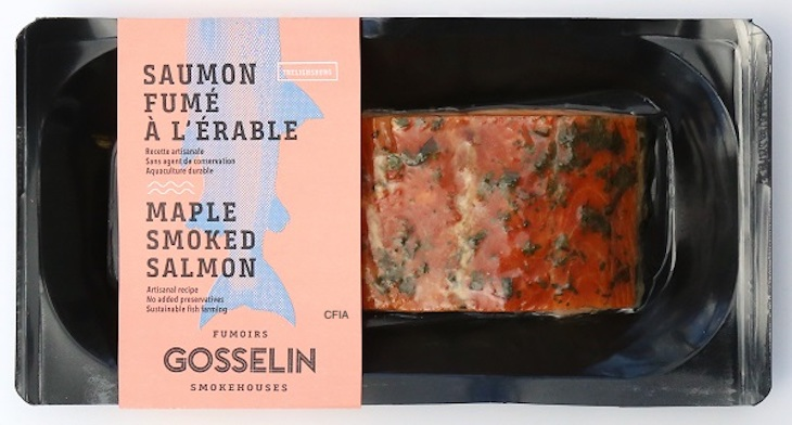 Gosselin Maple Smoked Salmon Recalled For Possible Listeria