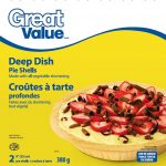 Great Value Pie Shells Recall