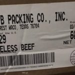H&B Packing Recalls Beef for Possible E. coli O103