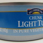 H-E-B Recalls Hill Country Fare Light Tuna in Oil