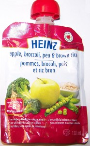 Heinz Recalled Apple Broccoli