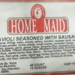 Recall of Home Maid Pasta Products for Misbranding Expanded