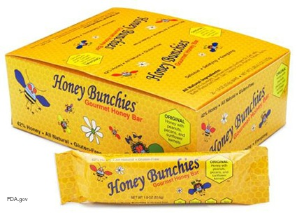 Honey Bunchies Bar Listeria Recall