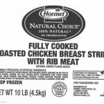 Ready to Eat Chicken Recalled for Possible Undercooking