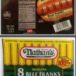 Morrell Beef Franks Recall