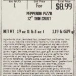 Hy-Vee Pepperoni Pizza Recalled for Undeclared Soy