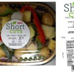Hy Vee Recalls Short Cuts Vegetable Mix For Possible Listeria