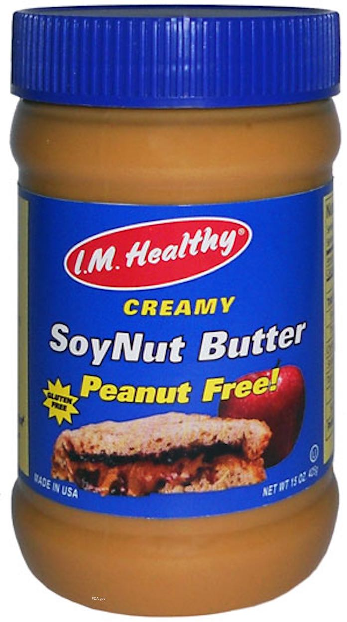 How Does E. coli O157:H7 Get Into SoyNut Butter?