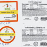 J&J Salads and Wraps Recalled For Possible Listeria Contamination