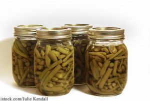 Jar Vegetables