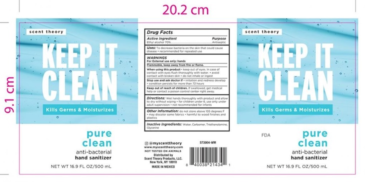Real Clean Hand Sanitizers Recalled For Potential Methanol
