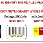 Kellogg Recalls Eggo Nutri-Grain WW Waffles for Possible Listeria