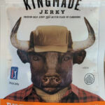 Kingmade Jerky Buffalo Style Recalled For Undeclared Anchovies