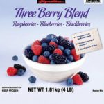 More Frozen Berries Recalled For Hepatitis A; Townsend Farms, Costco