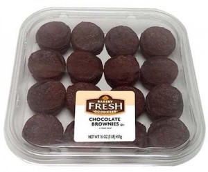 Kroger Bakery Fresh Brownies Walnut Recall