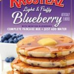 Krusteaz Blueberry Pancake Mix Recalled for Possible E. coli O121