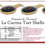 Tart Shells Recalled for Undeclared Eggs and Coconut