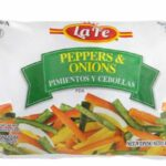 La Fe Peppers and Onions Recalled For Foreign Material