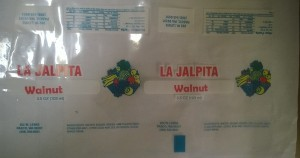 La Jalpita Walnut Ice Cream Recall