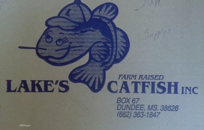 Lake's Catfish Recall