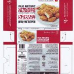 Salmonella Outbreak in Canada Linked to Frozen Raw Chicken Products