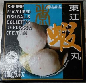 Mannarich Shrimp Flavored Fish Balls Recall