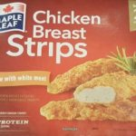 Maple Leaf Chicken Breast Strips Staphylococcus Recall