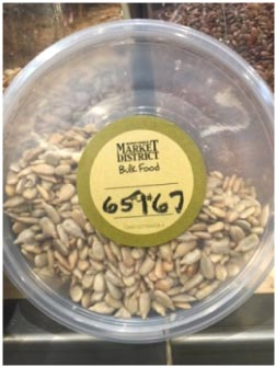 Market District Sunflower Listeria Recall