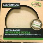 Marketside Pizza Recalled for Possible Listeria