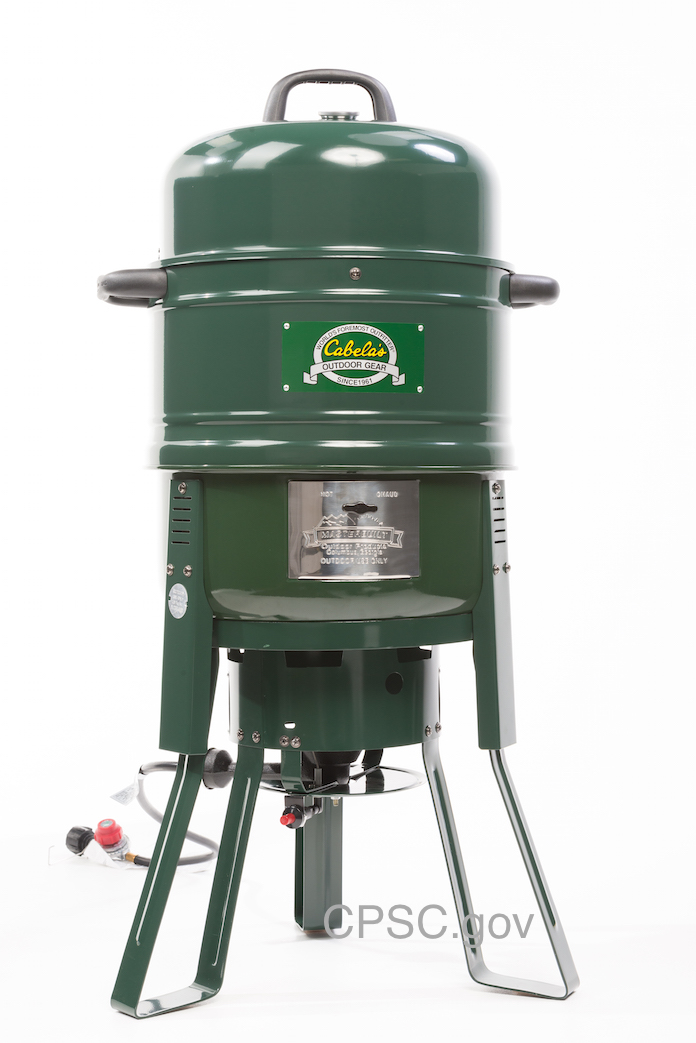 Masterbuilt and Cabela's Smoker Recall