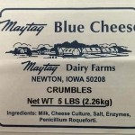 Maytag Dairy Farms Expands Raw Milk Blue Cheese Recall for Listeria