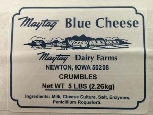 Maytag Raw Milk Blue Cheese Listeria Recall