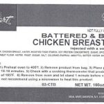 Meal Mart Chicken Breast Tenders Recalled for Foreign Materials
