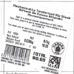 Mechanically Tenderized Steak E. coli O157H7 Recall