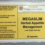 Mega Slim Dietary Supplement Recalled for DMAA
