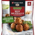 Member's Mark Meatballs Recalled for Possible Listeria Monocytogenes Contamination