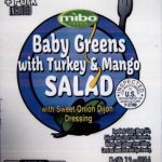 Mibo Fresh Food Turkey Salad Recalled for Allergens