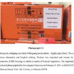 Ming Yang Hotpot Seasoning is Recalled For Lack of Inspection