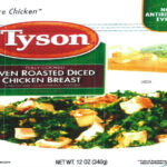 More Tyson Chicken Recalled in Association with Deadly Listeria Outbreak