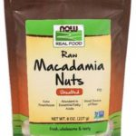 NOW Real Food Raw Macadamia Nuts Recalled For Salmonella