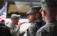 Michigan National Guard Sickened After Being Served Undercooked Food