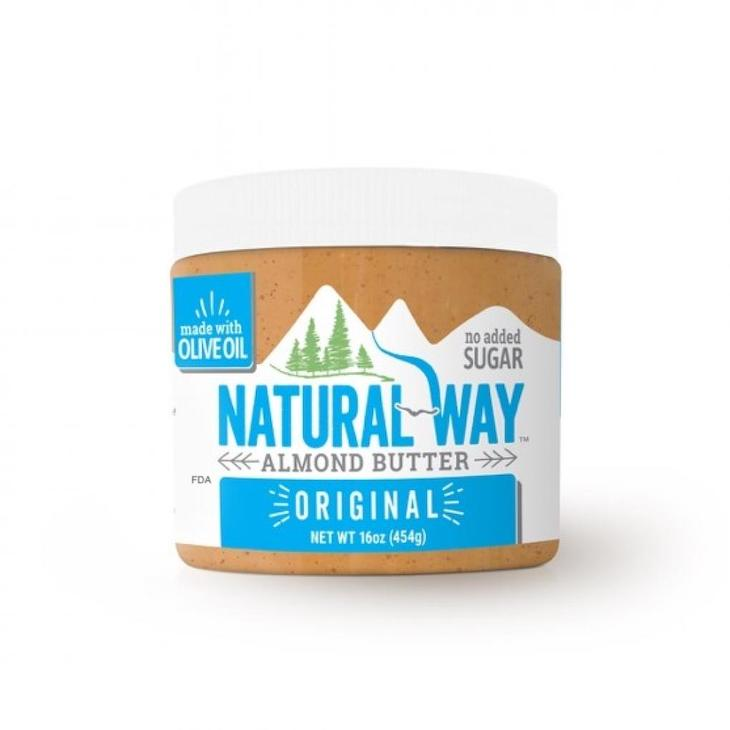 Natural Way Almond Butter Recalled For Undeclared Peanuts