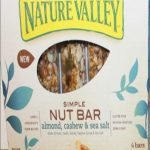 General Mills Recalls Nature Valley Bars for Possible Listeria